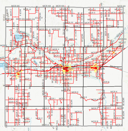 Morgan County Interactive Map